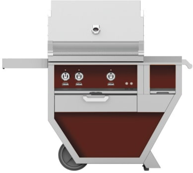 "Hestan GSBR30CXBG - 48"" deluxe Grill"