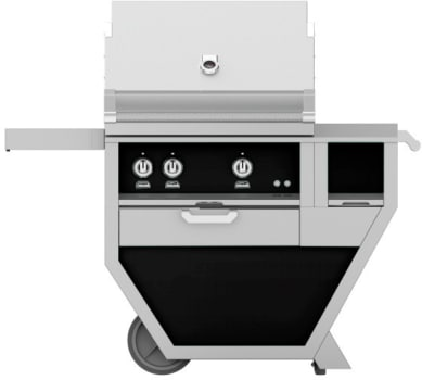 "Hestan GMBR30CXBK - 48"" deluxe Grill"