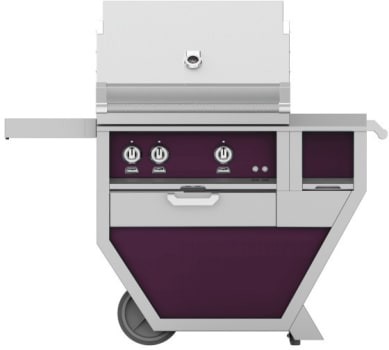 """Hestan GMBR30CXPP - 48"""" deluxe Grill"""