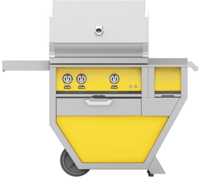"Hestan GMBR30CX2YW - 48"" deluxe Grill"