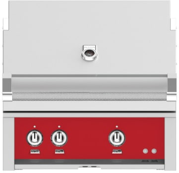 Hestan GSBR30RD - 30 inch built in grill