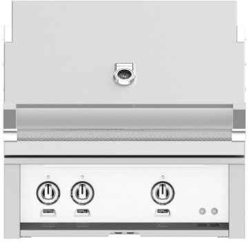 Hestan GABR30WH - 30 inch built in grill