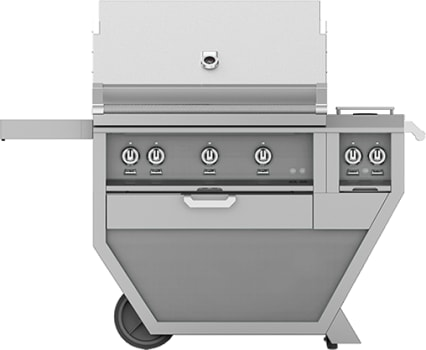 Hestan GMBR36CX2NG - Front View