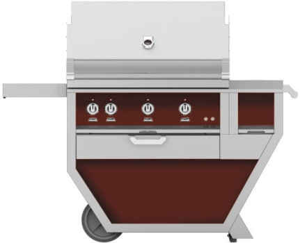 Hestan GMBR36CXBG - deluxe Grill