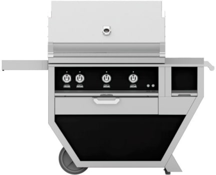 Hestan GMBR36CXBK - deluxe Grill