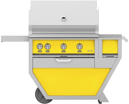 Hestan GABR36CXYW - deluxe Grill