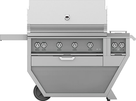 Hestan GMBR42CX2NG - Front View