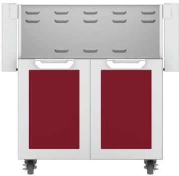 Hestan GCD30BG - 30 inch grill cart