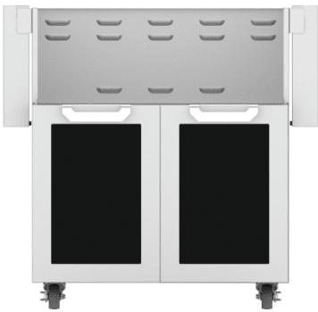 Hestan GCD30BK - 30 inch grill cart