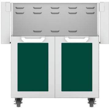 Hestan GCD30GR - 30 inch grill cart