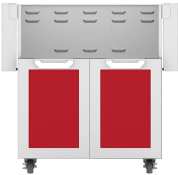 Hestan GCD30RD - 30 inch grill cart