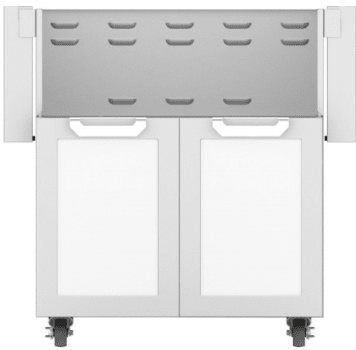 Hestan GCD30WH - 30 inch grill cart