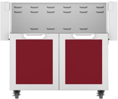 """Hestan GCD36BG - 36"""" Grill Cart"""