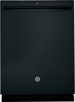 GE GDT695SGJBB - Fully Integrated Dishwasher in Black