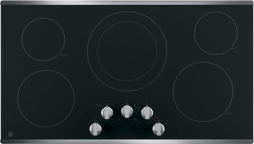 GE JP3036SLSS - GE Electric Cooktop in Stainless Steel