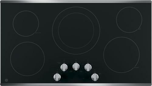 GE JP3036 - GE Electric Cooktop in Stainless Steel