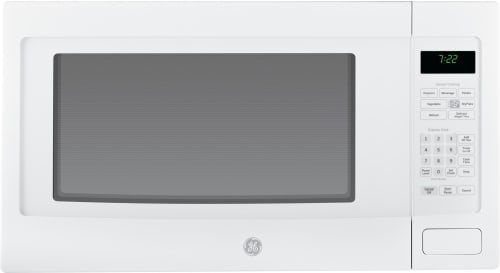 GE Profile PEB7226DFWW - 2.2 cu. ft. Countertop Microwave Oven from GE