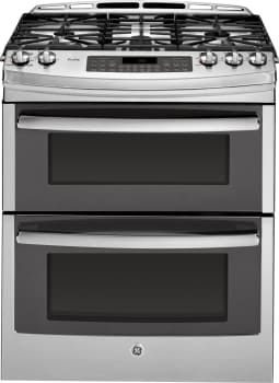 GE Profile PGS950SEFSS - Double-Oven Gas Range from GE