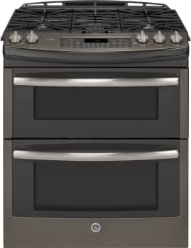 GE Profile PGS950EEFES - Double Oven Gas Range from GE