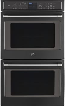 GE Cafe Series CT9550EKDS - 30 Inch Double Wall Oven from GE