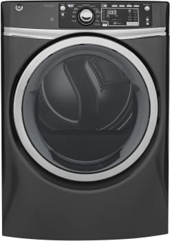 GE GFD48GSPKDG - Gas Dryer in Diamond Gray from GE