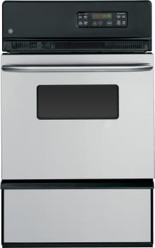 GE JGRP20 - Stainless Steel Front View