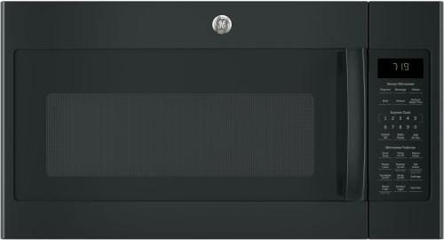GE JNM7196DKBB - Black