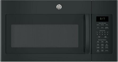 GE JVM6175DKBB - Black