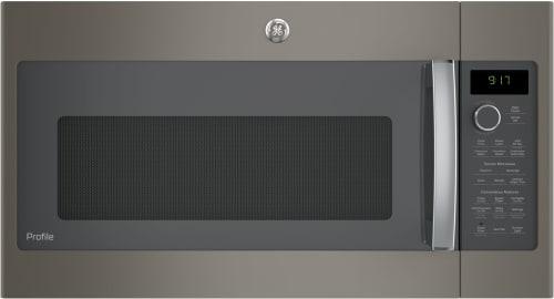 GE Profile PVM9179EKES - Slate Front View