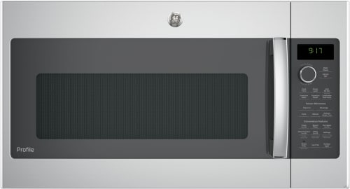 GE Profile PVM9179SKSS - Stainless Steel Front View