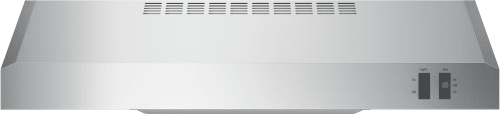 GE JVX3240SJSS - 24 Inch Under Cabinet Range Hood in Stainless Steel from GE