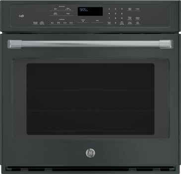 GE Cafe Series CT9050EKDS - 30 Inch Electric Wall Oven