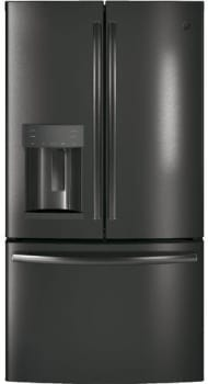 GE GFD28GBLTS - Black Stainless Steel