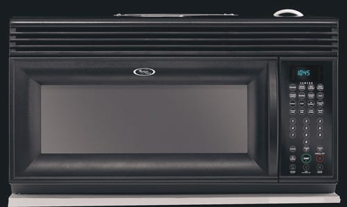 Whirlpool Gh4155xps 1 5 Cu Ft Over The Range Microwave