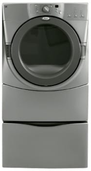 Whirlpool Ghw9400su 27 Inch Duet Front Load Washer With 3