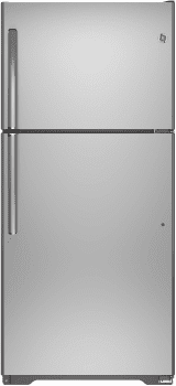 GE GIE18ISHSS - 18.2 cu. ft. Top Freezer Refrigerator