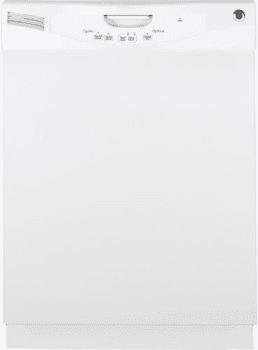 GE GLD2800VWW - White