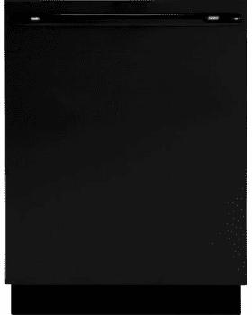 GE GLDT690TBB - Black