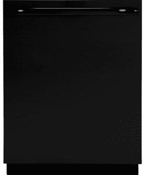 GE GLDT690JBB - Black