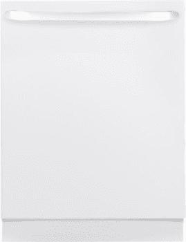 GE GLDT690JWW - White