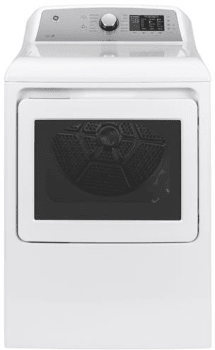 Ge Gtd84ecsnws 27 Inch Electric Smart Dryer With Wi Fi 7