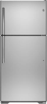 GE GTE18ISHSS - 30 Inch Top-Freezer GE Refrigerator