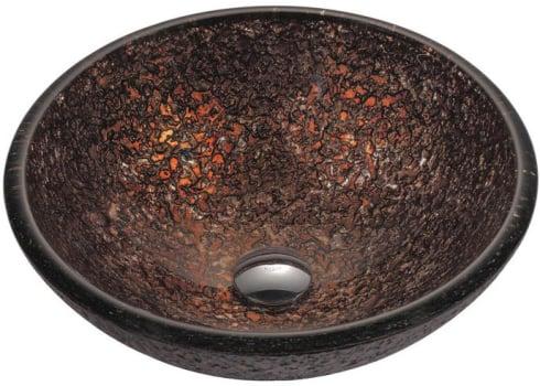 Kraus Copper Series GV57119MMX - Interior View