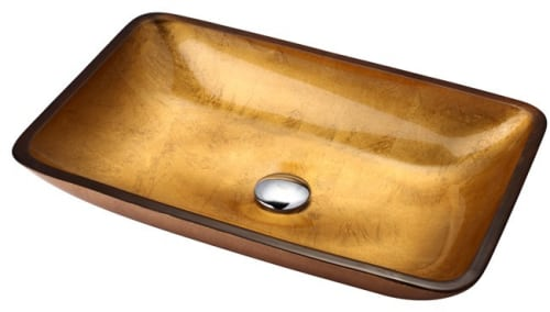 Kraus Golden Pearl Series GVR210RECH - Front View