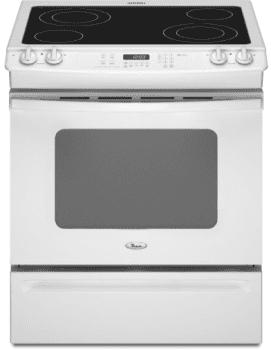 whirlpool accubake oven
