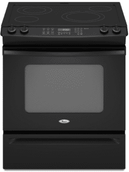 Whirlpool Gold GY399LXUB - Black
