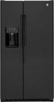 GE GZS22D - GE Side-by-Side Refrigerator