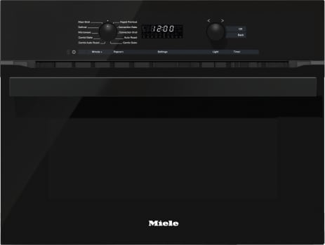 Miele PureLine DirectSelect Series H6200BMOBSW - Featured View