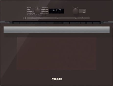 Miele PureLine DirectSelect Series H6200BMTB - Truffle Brown with PureLine Handle