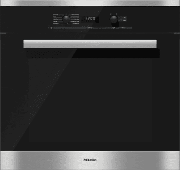 Miele PureLine DirectSelect Series H6280BP - Clean Touch Steel with PureLine Handle